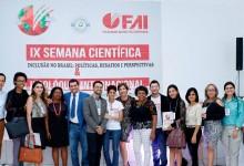 Solenidade de Abertura da IX Semana Científica e II Colóquio Internacional