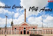 FAI parabeniza Caxias pelo seus 194 anos de independência