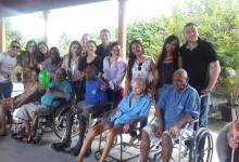 Acadêmicos da FAI realizam projeto social no Lar da Divina Providência em Caxias